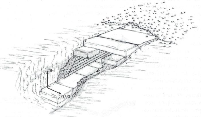 Journées du patrimoine 2018 - Visite commentée de l'égout romain.