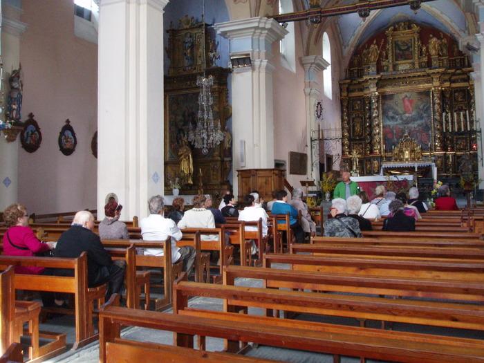 Journées du patrimoine 2017 - Visite guidée de l'espace St-Eloi et de l'église baroque