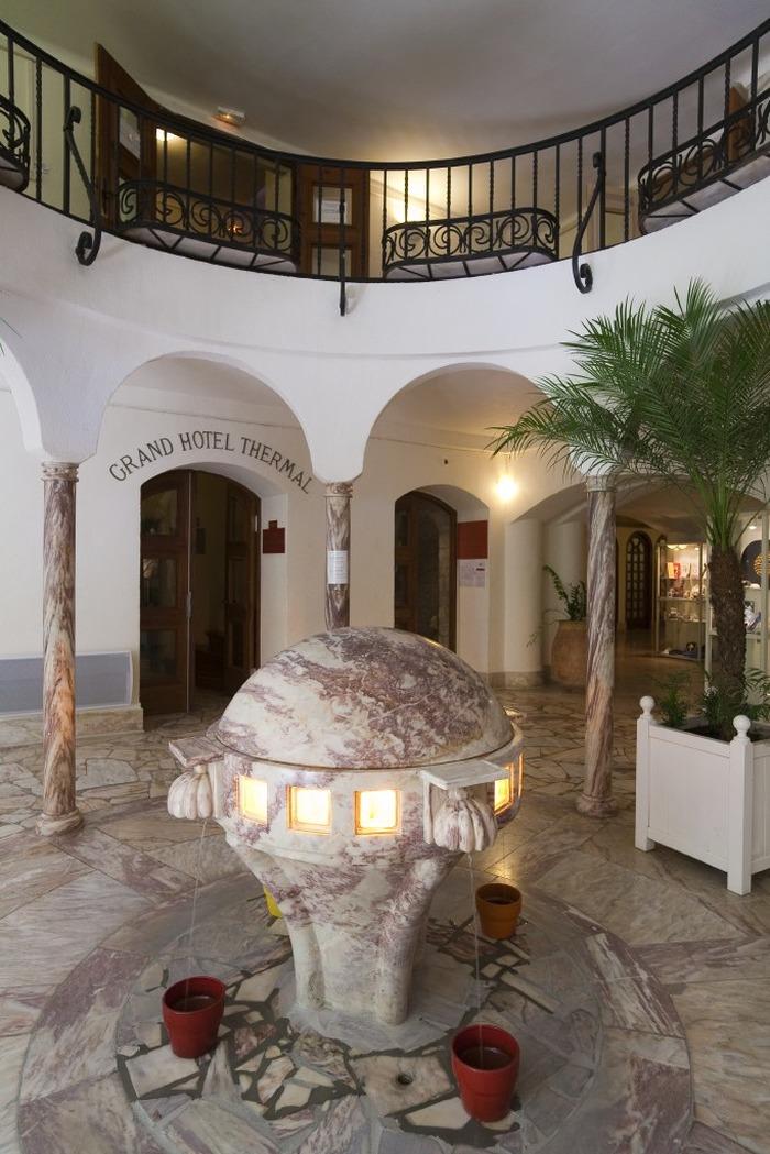 Journées du patrimoine 2018 - Visite guidée de l'établissement thermal