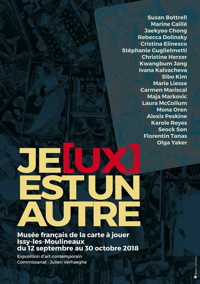 Journées du patrimoine 2018 - Visite guidée de l'exposition des artiste des Arches : Je(ux) est un autre