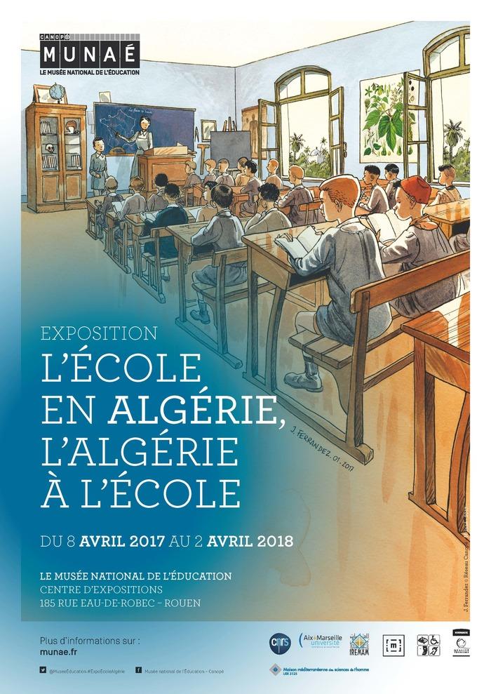 Crédits image : J.Ferrandez / Musée national de l'Education
