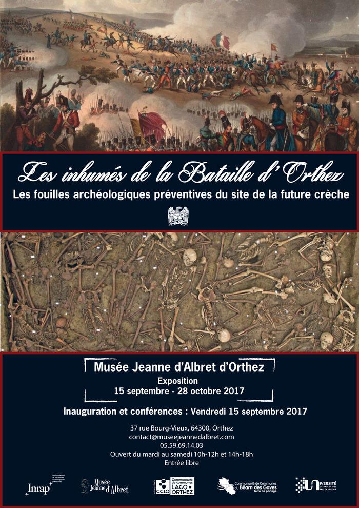 Journées du patrimoine 2017 - Découverte guidée de l'exposition