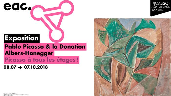 Journées du patrimoine 2018 - Visite guidée de l'exposition Picasso à tous les étages !