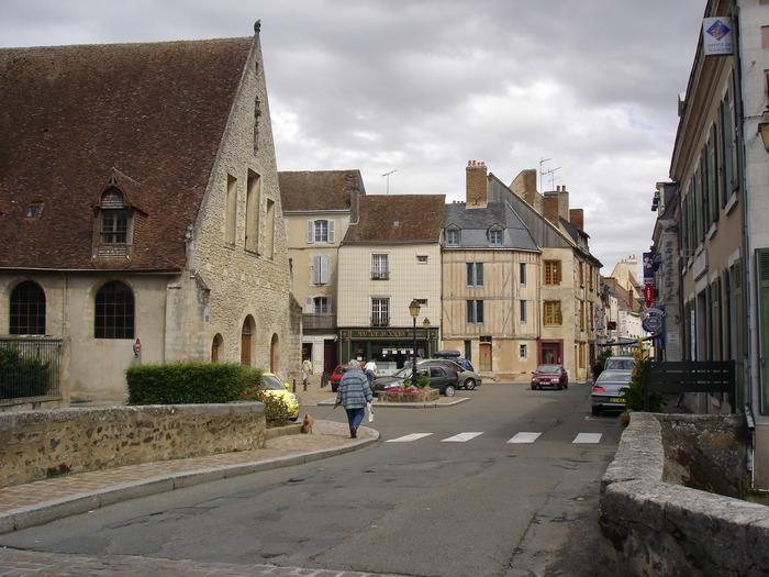 Journées du patrimoine 2018 - Visite guidée de l'Hôtel Courtin de Torsay
