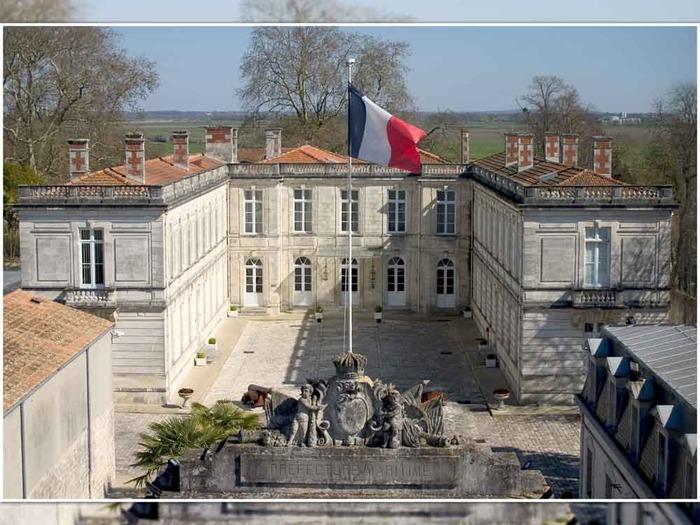 Journées du patrimoine 2018 - Visite guidée de l'Hôtel de Commandement des Écoles de la Gendarmerie Nationale.