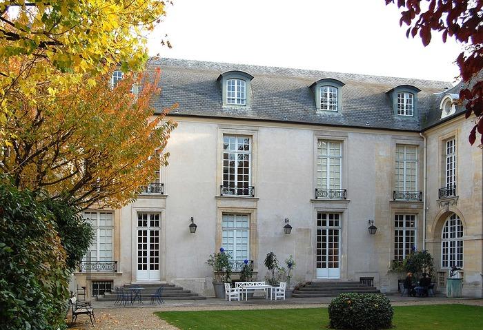 Journées du patrimoine 2018 - Visite guidée de l'Hôtel de Marle
