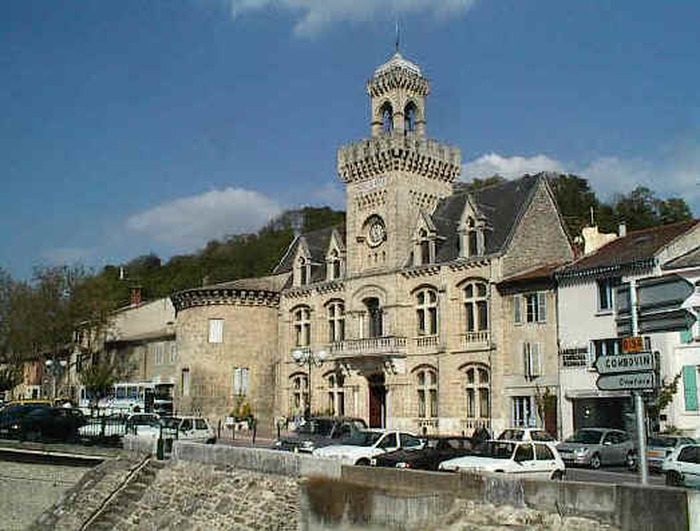 Journées du patrimoine 2018 - Visite guidée de l'Hôtel-de-ville de Chabeuil