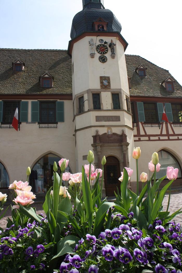 Journées du patrimoine 2018 - Visite guidée de l'Hôtel de Ville, Laube et Jacquemart