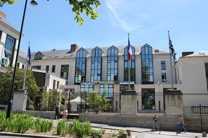 Journées du patrimoine 2018 - Visite guidée de l'Hôtel du Département de Loire-atlantique.