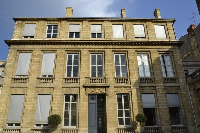 Journées du patrimoine 2018 - L'hôtel Nairac vous ouvre ses portes
