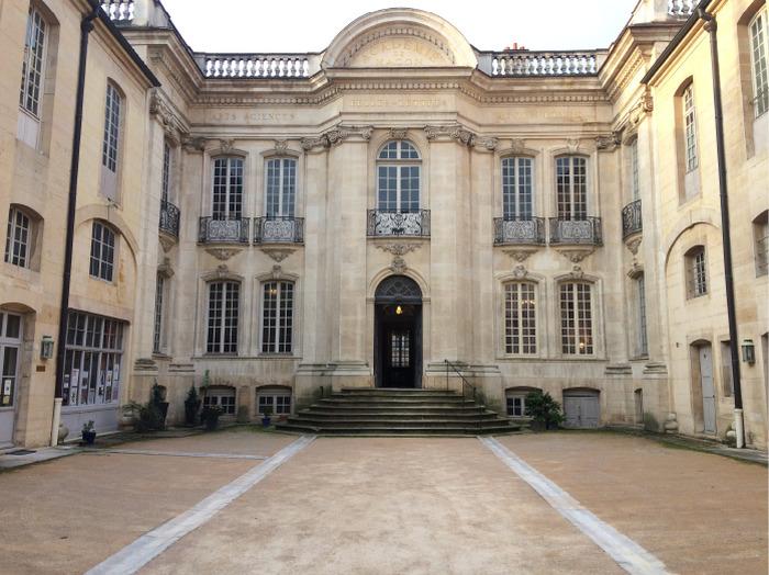 Journées du patrimoine 2018 - Visite guidée de l'Hôtel Senecé
