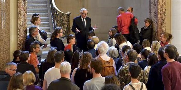 Journées du patrimoine 2018 - Visite guidée de l'Opéra Comique