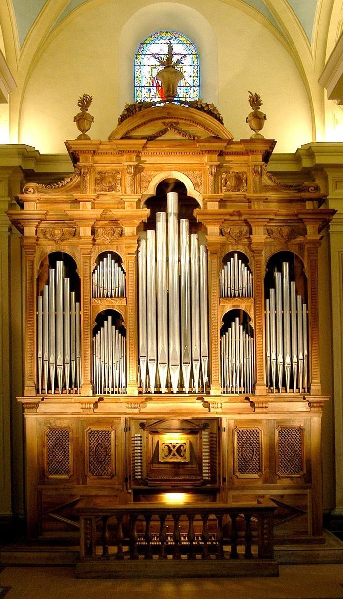 Journées du patrimoine 2018 - Visite commentée de l'orgue de Manigod.