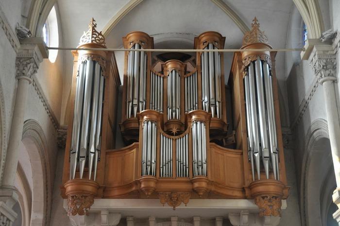 Journées du patrimoine 2019 - Visite guidée de l'orgue de saint Fiacre