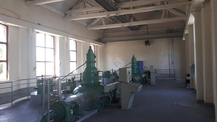 Journées du patrimoine 2018 - Visite guidée de l'usine élévatrice de la Forge