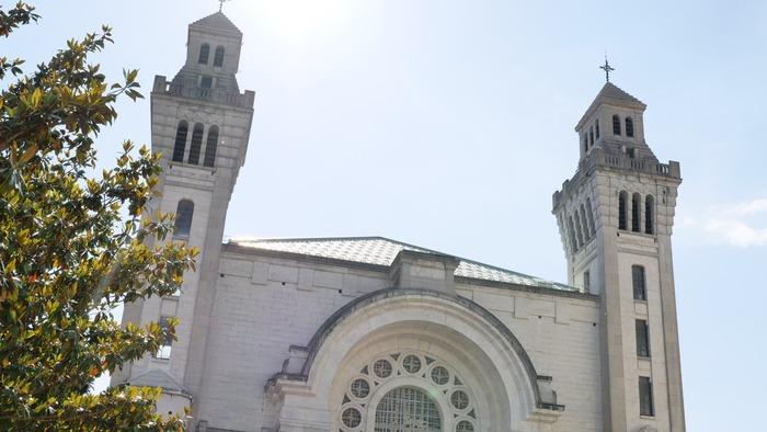 Journées du patrimoine 2018 - Visite commentée de la basilique du Sacré-Coeur.