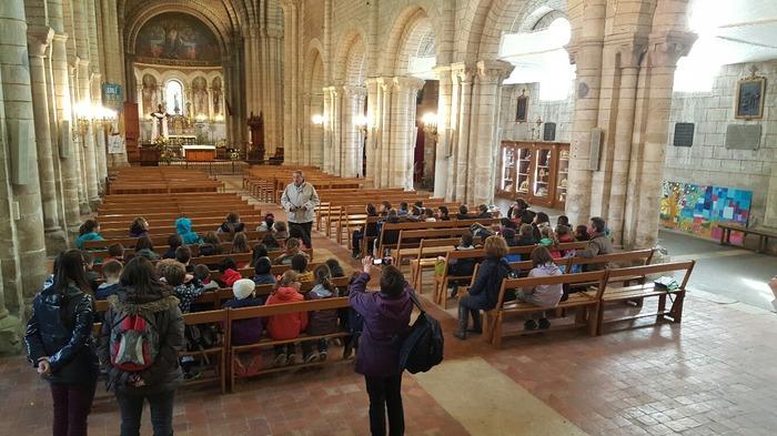 Journées du patrimoine 2018 - Visite guidée de la Basilique et du grand orgue