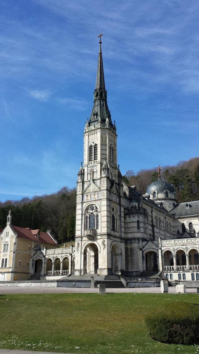 Journées du patrimoine 2018 - Visite guidée de la basilique Sainte-Jeanne-d'Arc