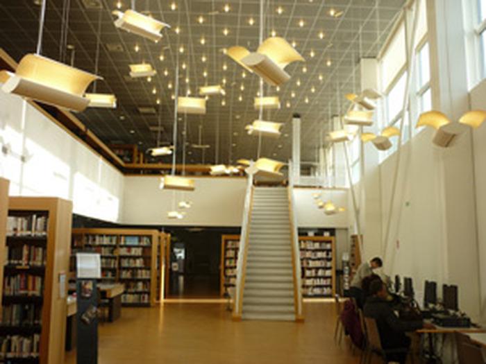 Journées du patrimoine 2018 - Visite guidée de la bibliothèque de l'Université Paris 8 et de ses magasins