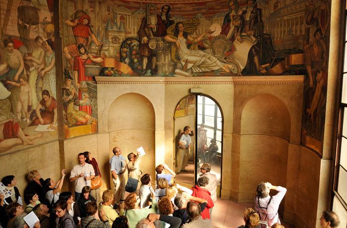 Journées du patrimoine 2018 - La Bourse du Travail : de la maison des syndicats au chef d'œuvre de l'Art déco