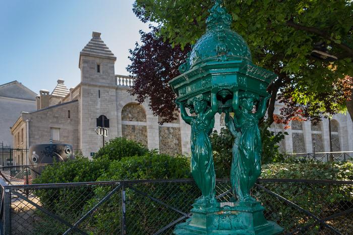 Journées du patrimoine 2018 - Visite guidée de la butte Montmartre avec l'eau comme fil conducteur