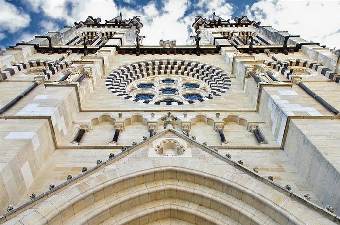 Journées du patrimoine 2018 - Visite guidée de la cathédrale Notre-Dame-de-l'Annonciation.