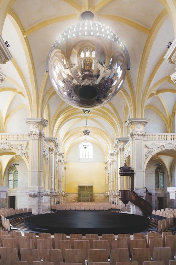 Journées du patrimoine 2018 - Visite guidée de la chapelle Corneille