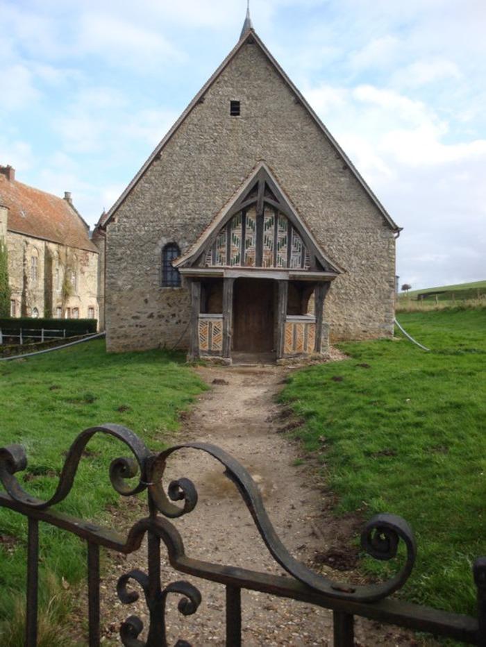 Journées du patrimoine 2018 - Visite guidée de la chapelle de Beuvreuil