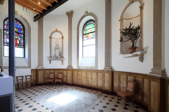 Journées du patrimoine 2018 - Visite guidée de la chapelle de l'ancien couvent des Dames de la Charité