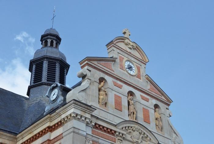 Journées du patrimoine 2018 - Visite guidée de la Chapelle de l'hôpital