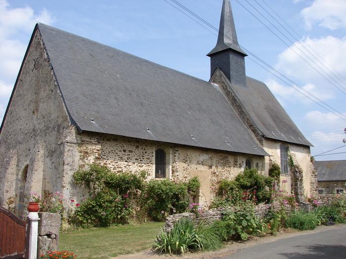 Journées du patrimoine 2018 - Visite guidée de la Chapelle de St Martin