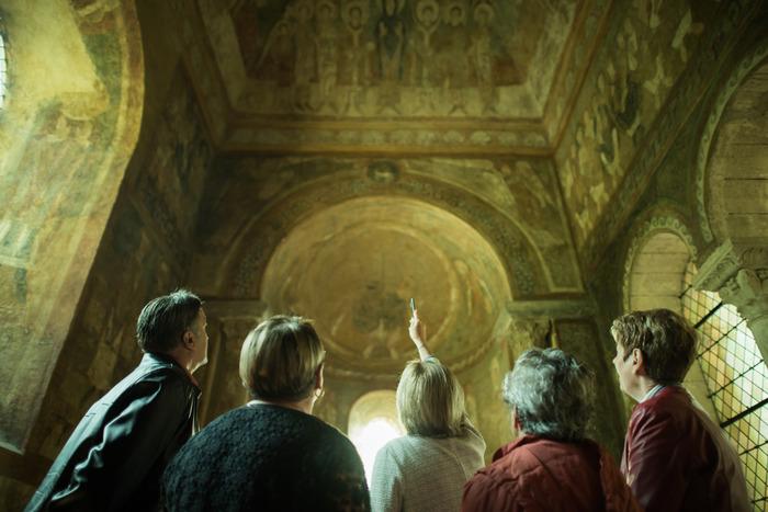 Journées du patrimoine 2017 - Visite guidée de la chapelle des anges