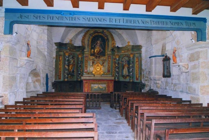 Journées du patrimoine 2018 - Visite guidée de la chapelle du cimetière de Saint-Junien