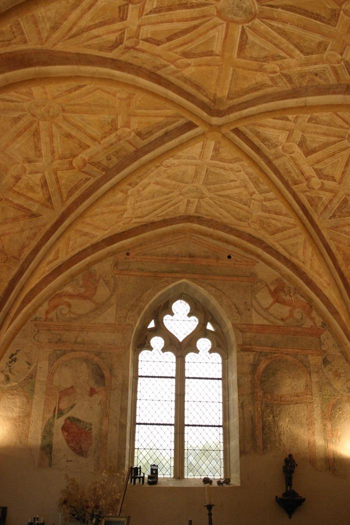 Journées du patrimoine 2018 - Visite guidée de la chapelle du Prieuré Saint-Christophe