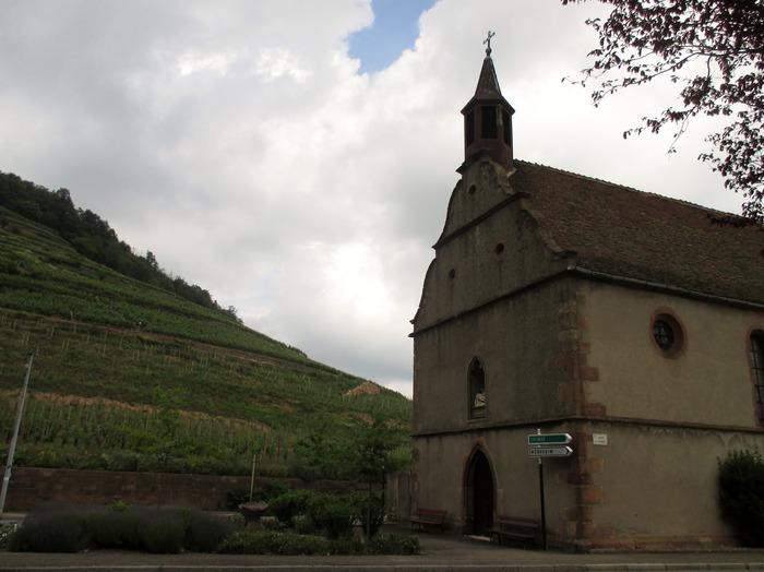 Journées du patrimoine 2018 - Chapelle du Saering