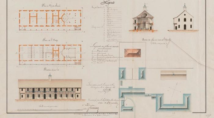 Journées du patrimoine 2018 - Visite guidée de la chapelle et logement des soeurs de Saint-Paul-de-Chartres à Cayenne