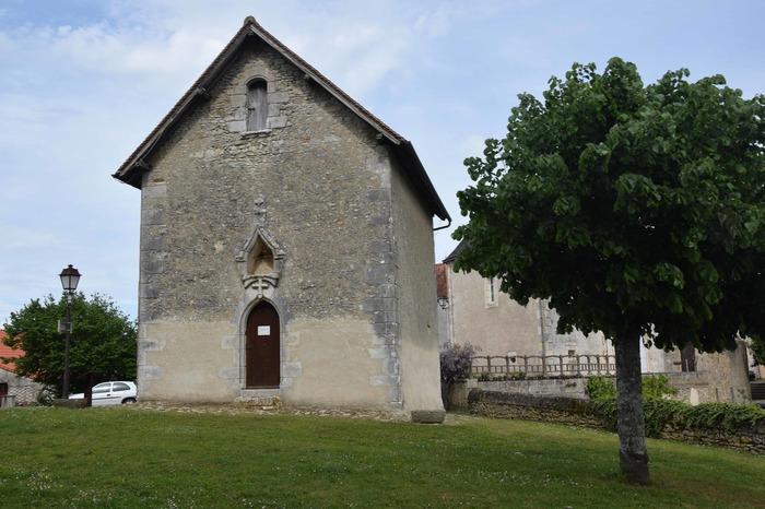 Journées du patrimoine 2018 - Visite guidée de la chapelle funéraire Sainte-Catherine de Jouhet