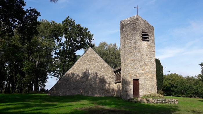 Journées du patrimoine 2018 - Visite guidée de la chapelle Notre-Dame de la Route, Brec'h