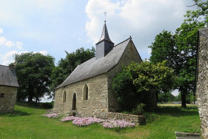 Journées du patrimoine 2018 - Visite guidée de la chapelle Notre Dame de Liesse à Maubran - Peillac