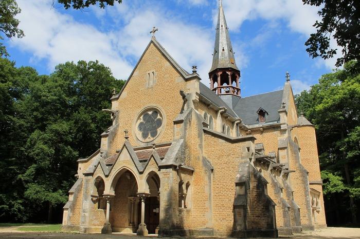 Journées du patrimoine 2018 - Visite guidée de la Chapelle Notre Dame du Chêne.