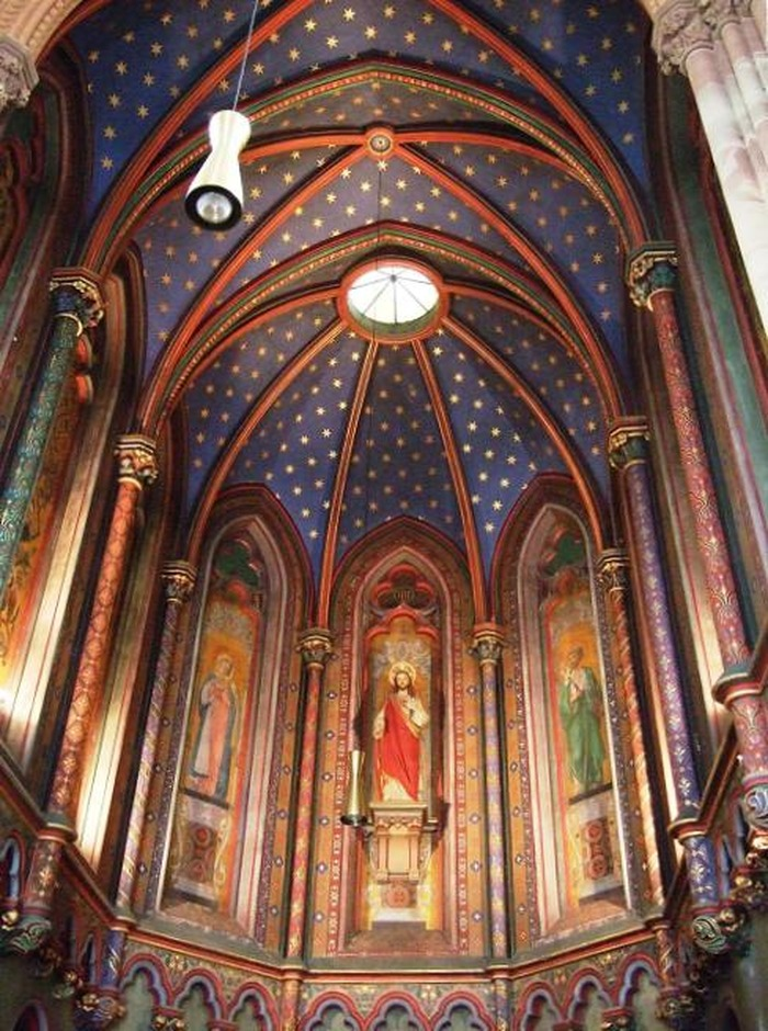 Journées du patrimoine 2018 - Visite libre et visites guidées de la chapelle Notre-Dame