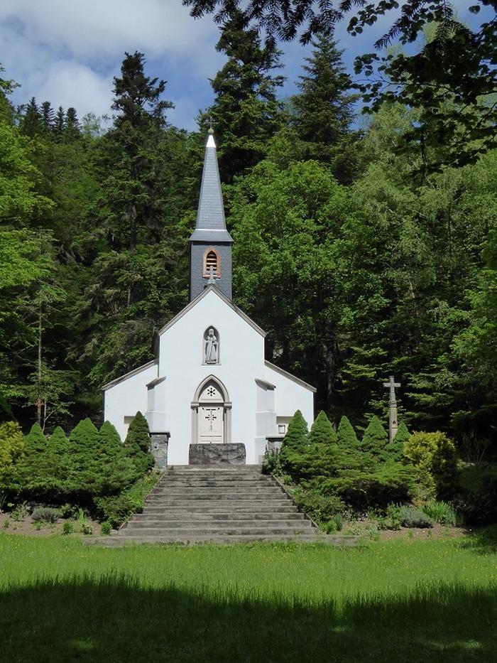 Journées du patrimoine 2018 - Chapelle du vieux Saint-Amé