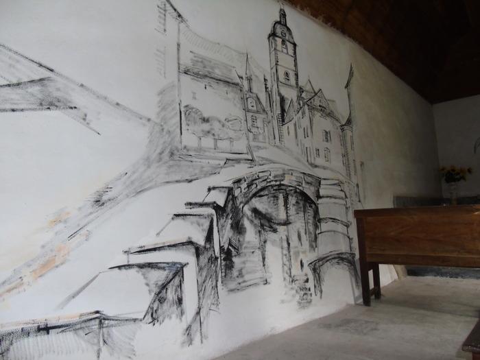 Journées du patrimoine 2018 - Visite de la Chapelle Saint-Michel d'Arudy