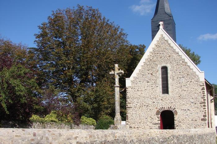 Journées du patrimoine 2018 - Visite guidée de la chapelle St Pierre de Varennes Bourreau