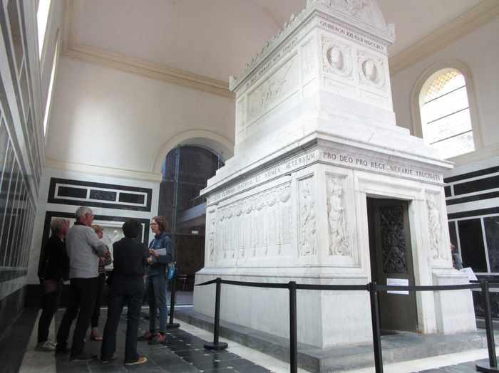 Journées du patrimoine 2018 - Visite guidée de la Chartreuse, Brec'h