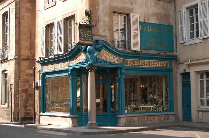 Journées du patrimoine 2018 - Visite commentée de la chocolaterie Serardy.