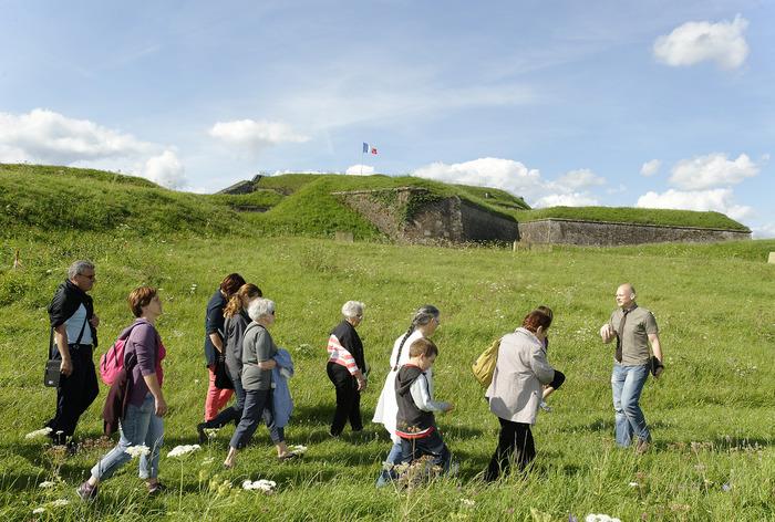 Journées du patrimoine 2018 - Visite guidée de la Citadelle de Belfort