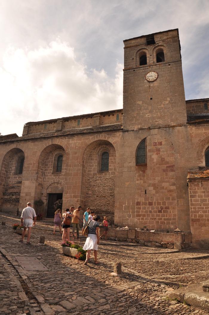 Journées du patrimoine 2017 - Visite guidée de la cité médiévale de Castelnau-Pégayrols