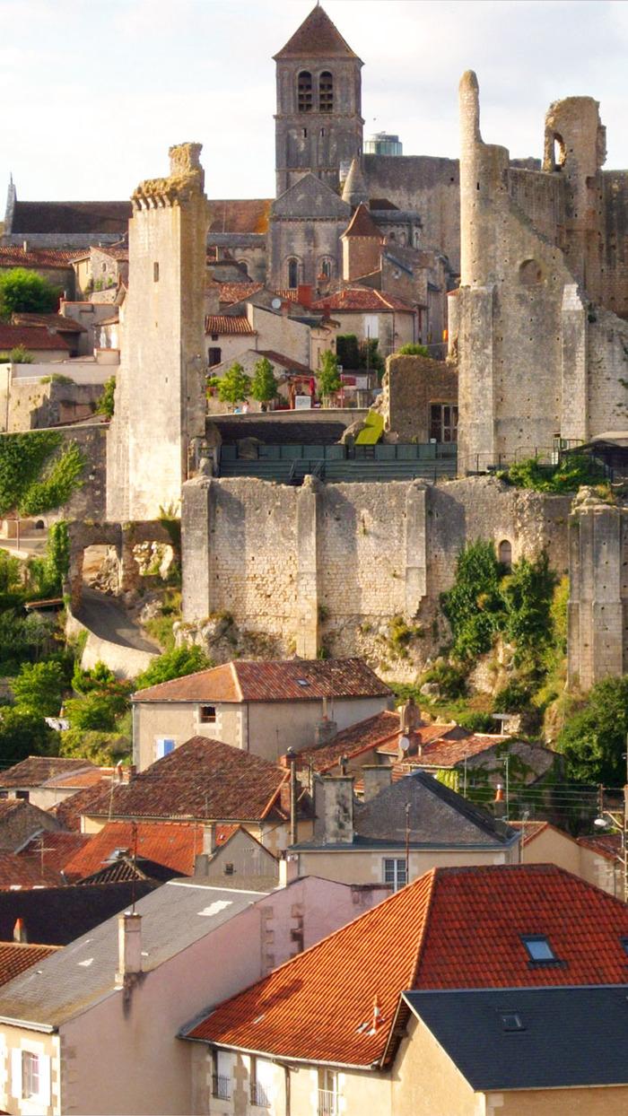 Journées du patrimoine 2018 - Visite guidée de la cité médiévale