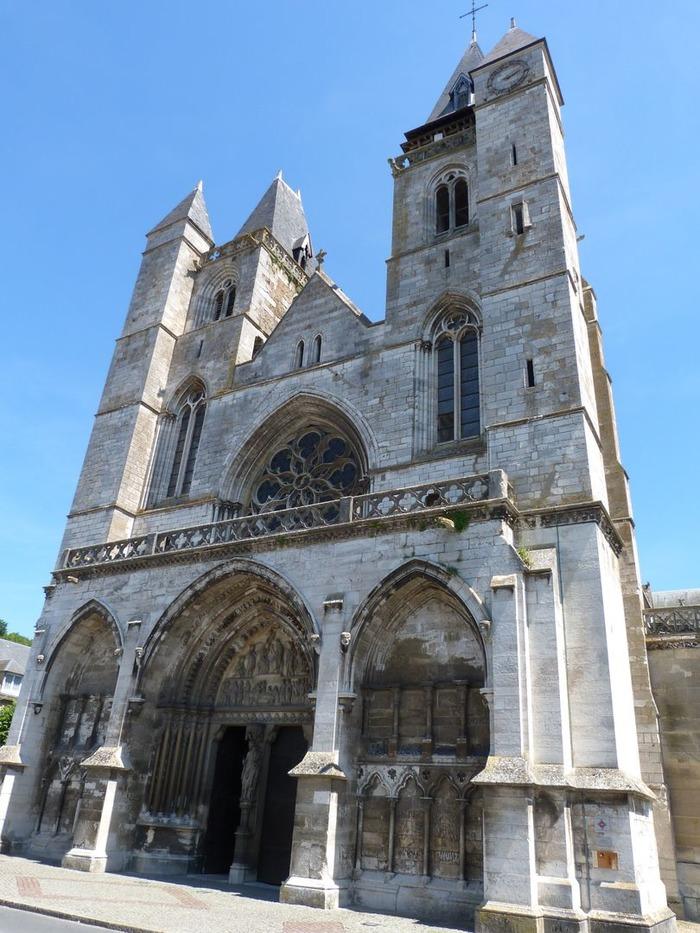 Journées du patrimoine 2018 - Visite guidée de la collégiale Notre-Dame